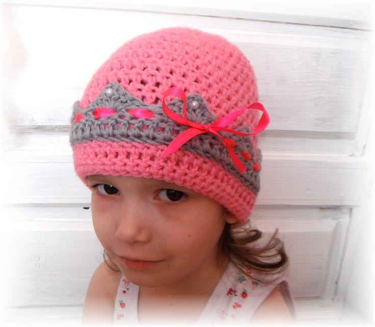 шапка детская вязание на заказ весна корона принцесса