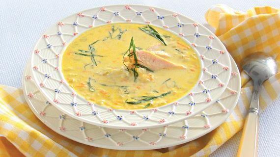 Нежный рисовый суп с курицей и базиликом. Пошаговый рецепт с фото на Gastronom.ru