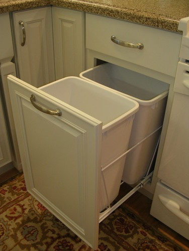 Very small U-shaped kitchen in West San Jose, CA traditional kitchen