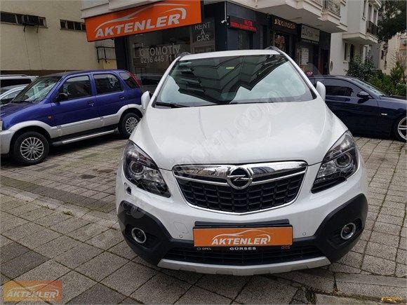 Aktenler Otomotiv 2016 Opel Mokka En Dolusu Coszmo Paket 2020 Otomobil