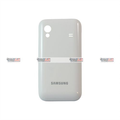 Buy Original Genuine OEM White Housing Back Battery Door Cover Case Backplate Panel Fascia Plate Frame FOR Samsung GT-S5830T Galaxy Ace S5830 NEW for 1.99 USD | Reusell