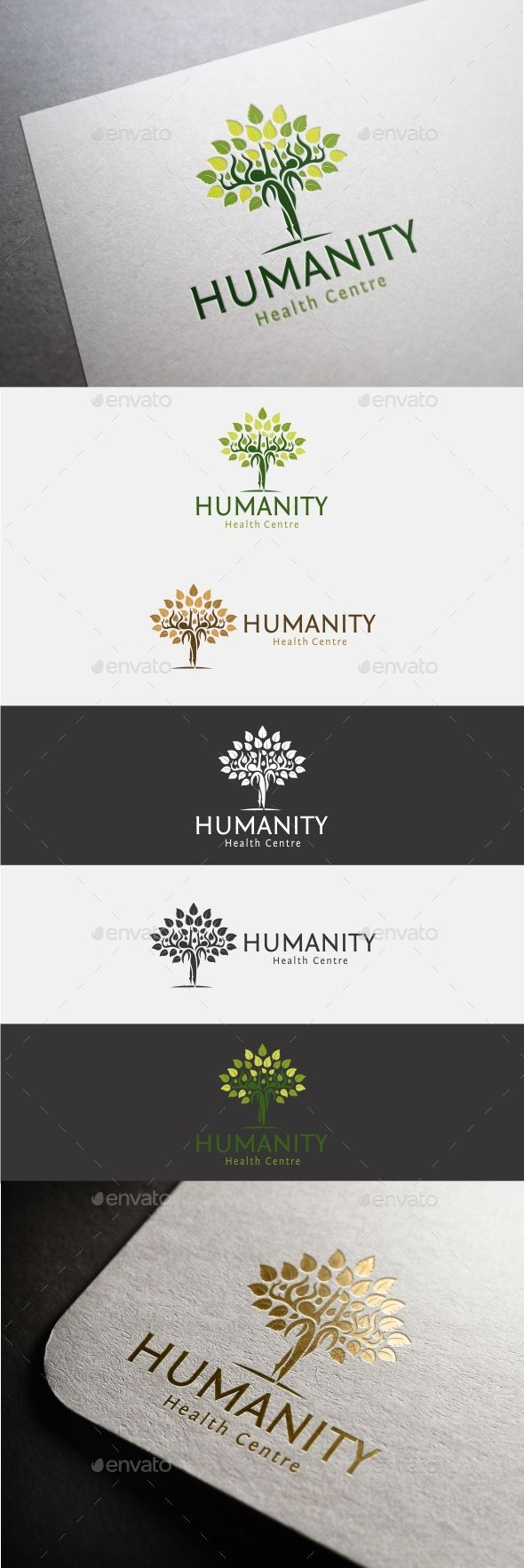 Human Tree Logo - Nature Logo Templates Download here : https://graphicriver.net/item/human-tree-logo/18690341?s_rank=108&ref=Al-fatih
