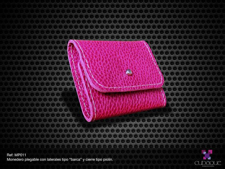 Monedero tipo barca Bolso tejido en cuero #handmade #bags #accesorios #hechoamano #leather #cuero #bolsos #monedero