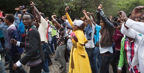 Le journal de BORIS VICTOR : L'Ethiopie secouée par des tensions ethniques exac...