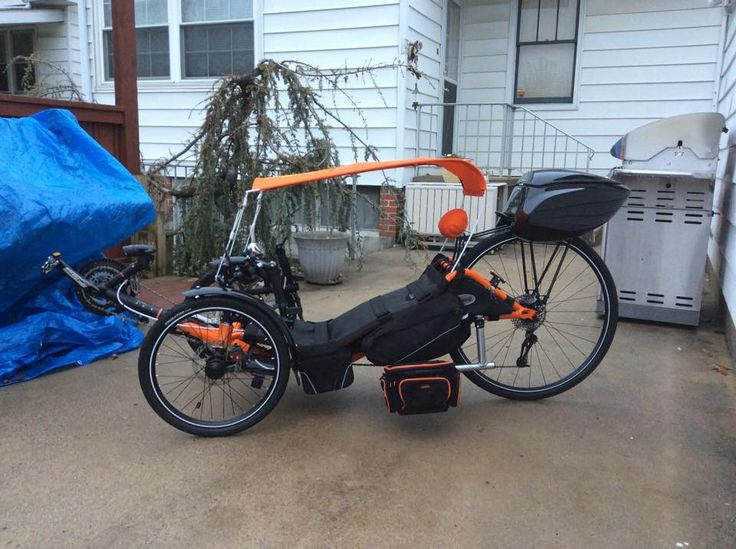 Custom Catrike 700 & 56 best Recumbent Canopy images on Pinterest | Canopies Shade ...