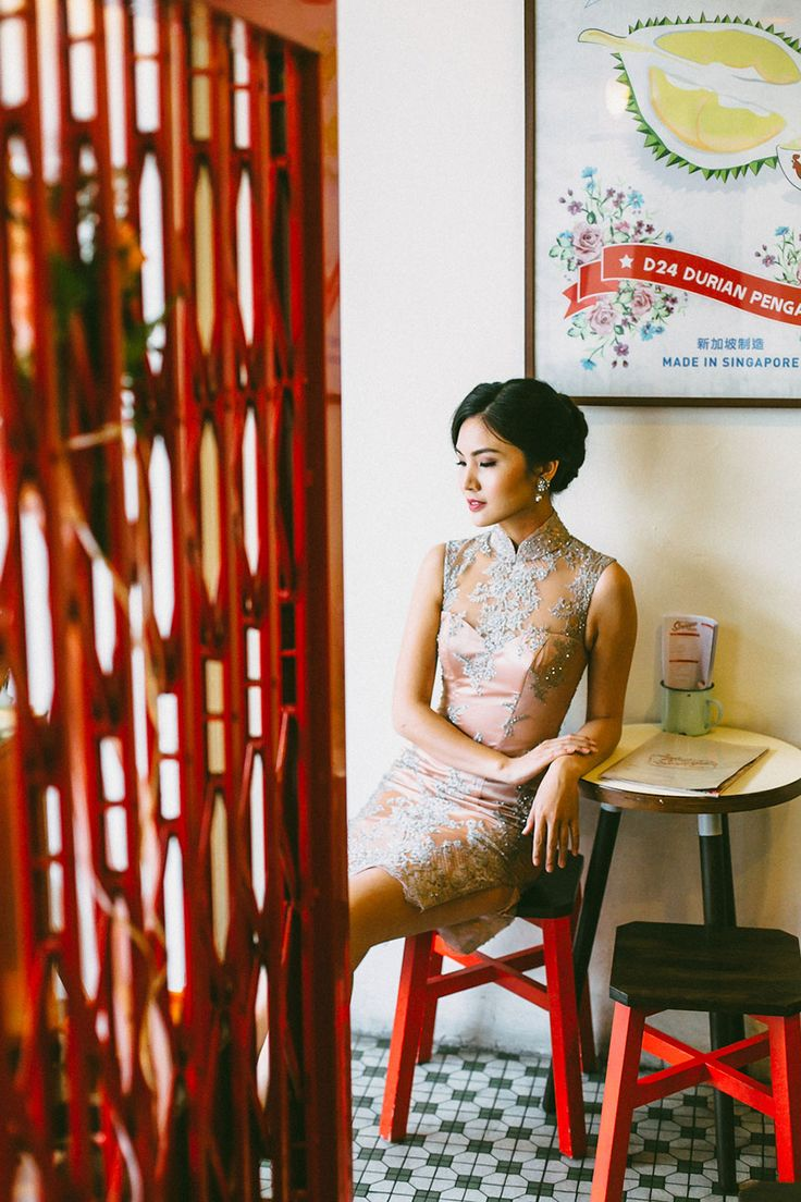 Blast from the Past: A Vintage Singapore Themed Styled Shoot