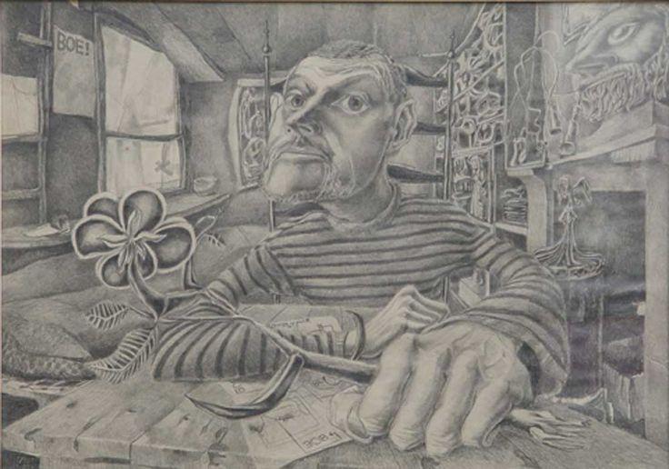 Arnold Reemer | De ontwerper van het boeïsme | Kunsthandel Kunst + Interieur