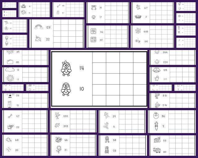 45 best Math - Worksheets images on Pinterest | Homeschool math ...