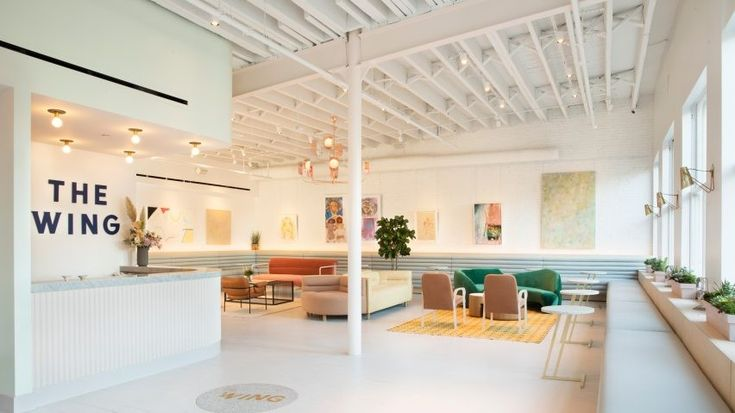 This unique co-working club in New York Flat only opens its doors for woman. The place opened in Soho to join a location in the Flatiron district. This colorful space brings the best environment to a good working place for every hard-working and powerful woman. Stay tuned and discover The Wings Opens Its Doors in New York For Every Working Woman!   More at: http://centertables.net/the-wings-opens-its-doors-in-new-york-flat-for-every-working-woman/