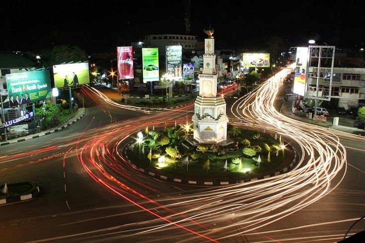 Car Free Night di Banda Aceh