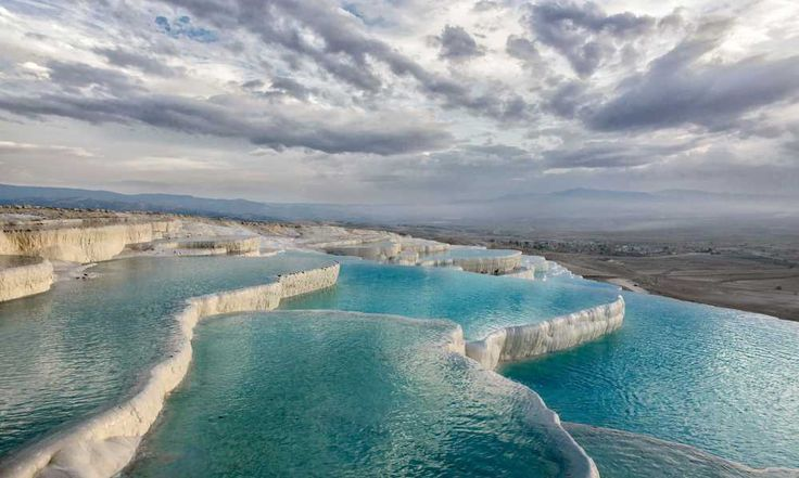 Visit #Pamukkale with #Turkey tour #packages