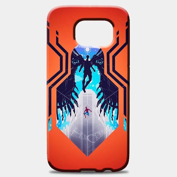 Spiderman Movie Illustration Samsung Galaxy S8 Plus Case | casescraft