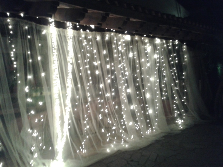 Ball Fairy Lights Bedroom
