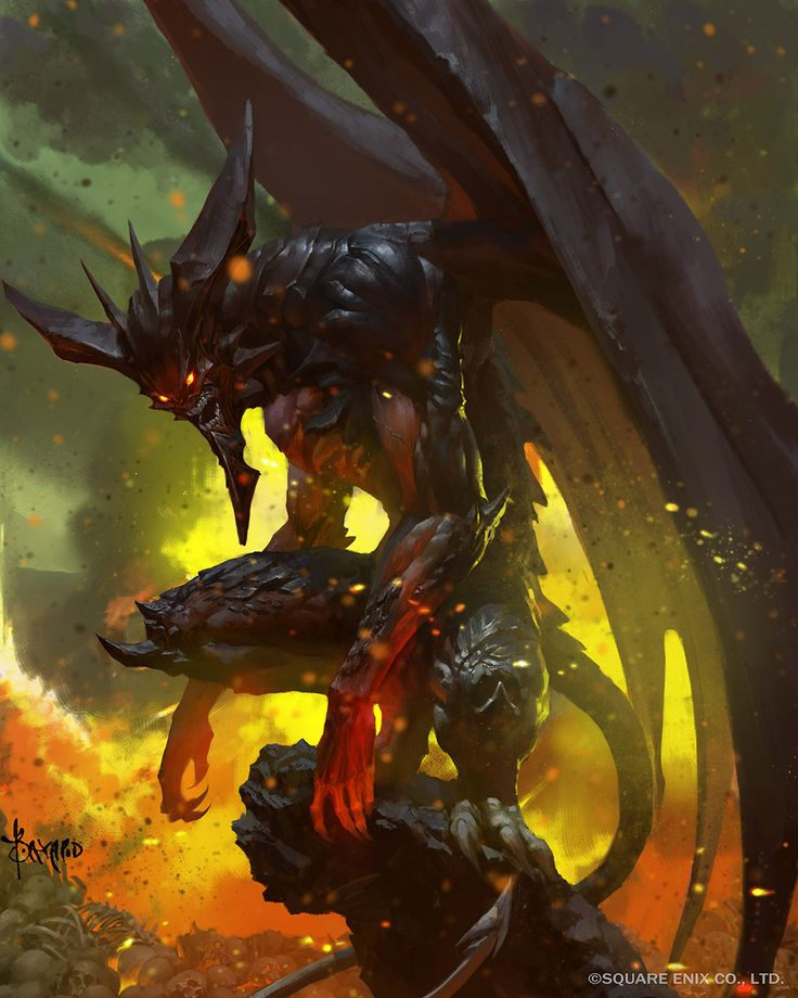 Diabolus by bayardwu gargoyle demon devil monster beast creature animal | Create your own roleplaying game material w/ RPG Bard: www.rpgbard.com | Writing inspiration for Dungeons and Dragons DND D&D Pathfinder PFRPG Warhammer 40k Star Wars Shadowrun Call of Cthulhu Lord of the Rings LoTR + d20 fantasy science fiction scifi horror design | Not Trusty Sword art: click artwork for source