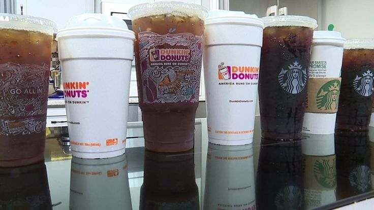 How Many Oz Is Dunkin Donuts Large Coffee in 2020 | Dunkin ...