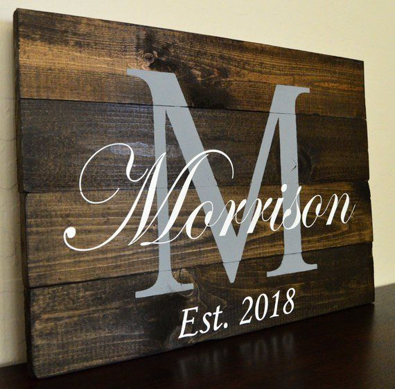 Pin By Susan Weston On Cricut In 2020 Family Wood Signs Name Pallet Sign Wood Pallet Signs