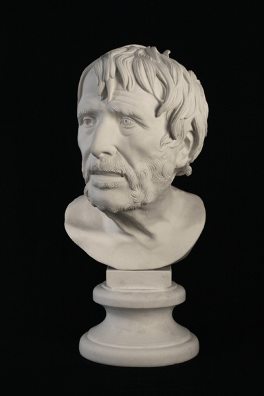 Bust of the so-called Pseudo-Seneca