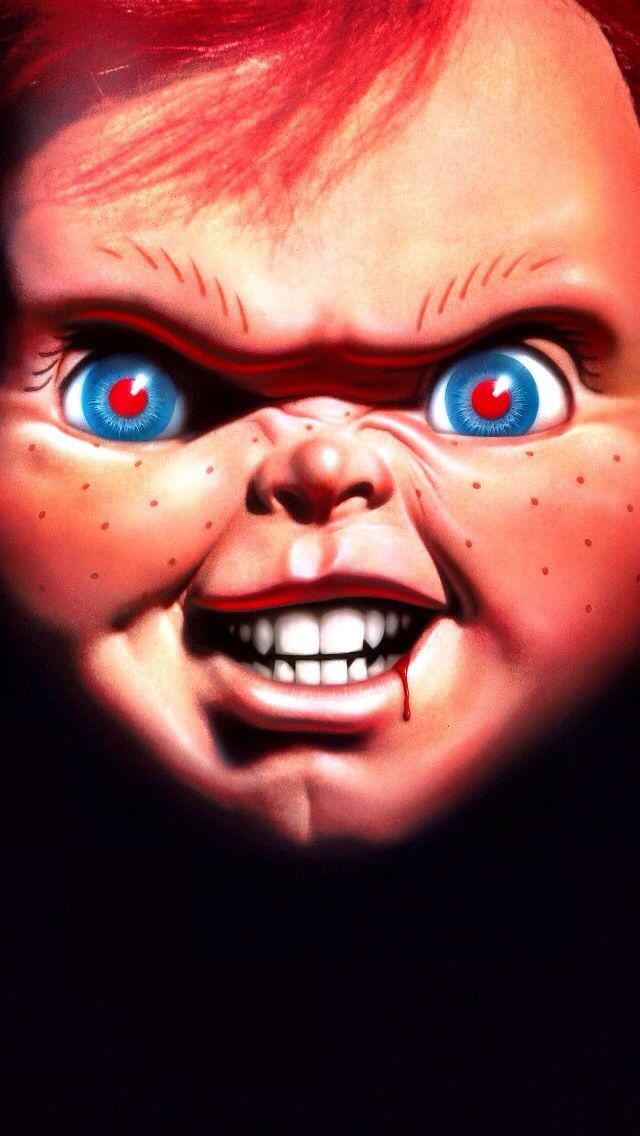 CREEPY HALLOWEEN IPHONE WALLPAPER BACKGROUND | IPHONE WALLPAPER / BACKGROUNDS | Chucky movies ...