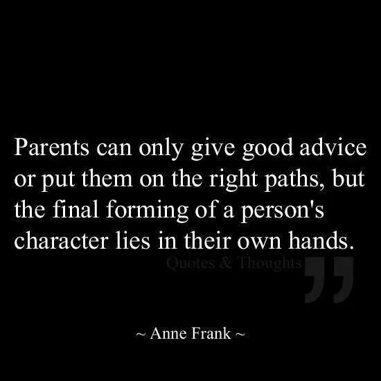 Advice Quotes: ️ Motherhood ️~ On Pinterest