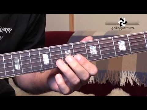 Johnny B Goode - Chuck Berry - Intro and Rhythm Guitar Lesson (SB-425) Back To…
