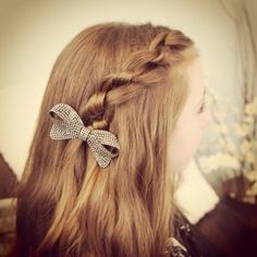 Simple ideas to do simple hairstyles for girls
