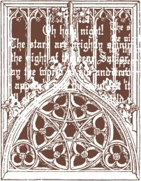 Church & Song Unmounted Stamp
