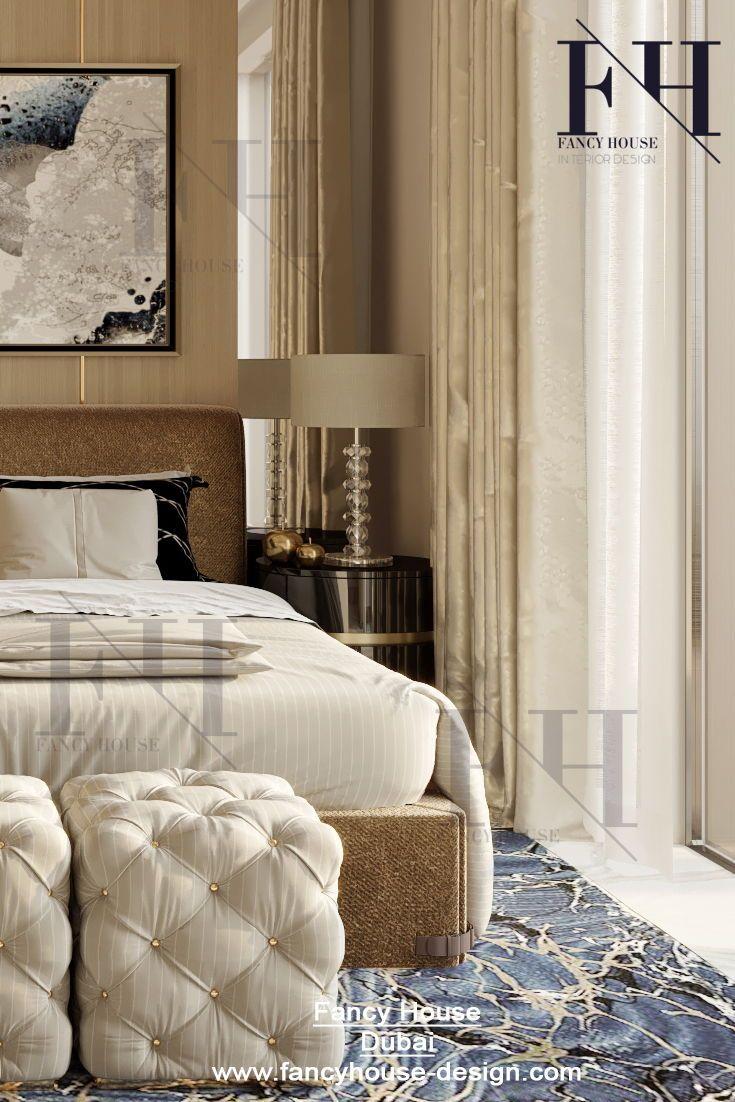 modern arabic interior d cor for a bedroom in gold color find more rh pinterest com
