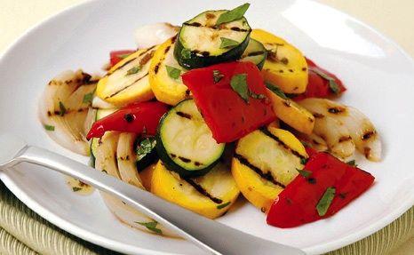 Verdure grigliate - La ricetta di Buonissimo
