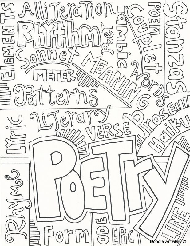 Types Of Poems For Kids Ppt
