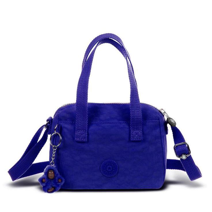 Mini bolsa azul LEIKE Kipling