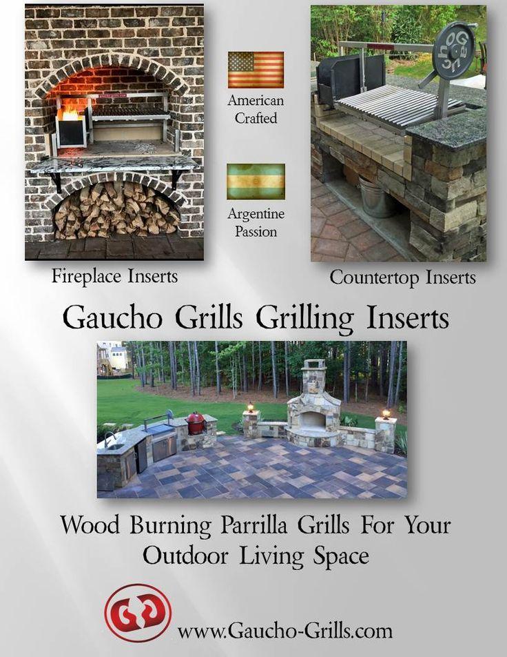 7 best Fireplace Grills (Parrilla) images on Pinterest ...