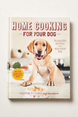 I don't know if I'd cook for my dog... but this is adorable. Maybe when I get a dog and celebrate it's birthday.