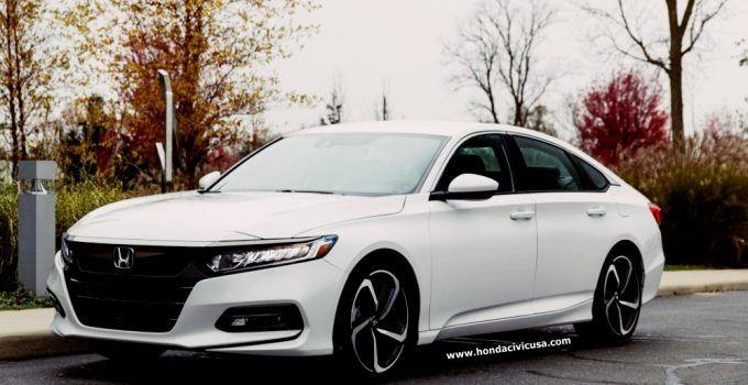 2019 Honda Accord Sport Upgrade Honda Accord Honda Accord Sport Honda