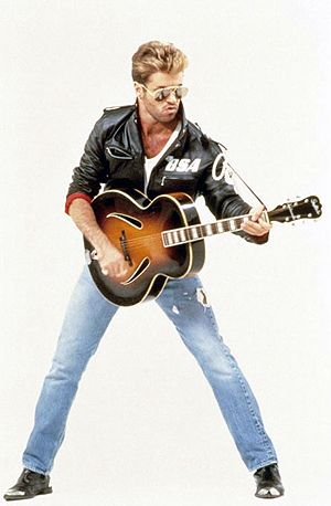 George Michael Faith tour  9.17.88 @Fiddler'sGreen