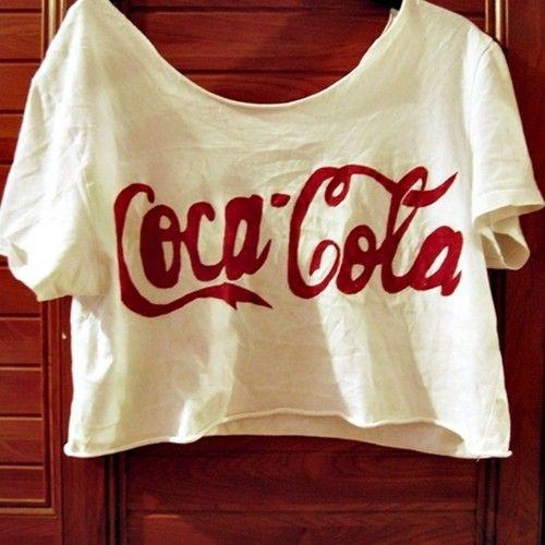 Bluzeczka coca cola