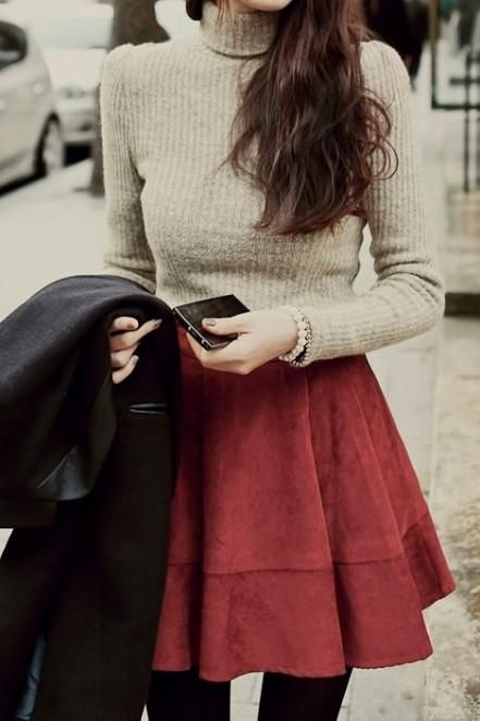 Fall/Winter Clothes on Pinterest | Tights, Ghost Whisperer and Hogwar…