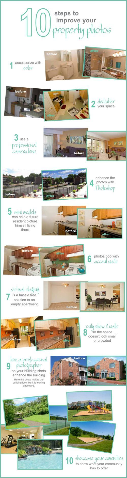 17 best images about leasing agent marketing 10 steps to improve your property photos
