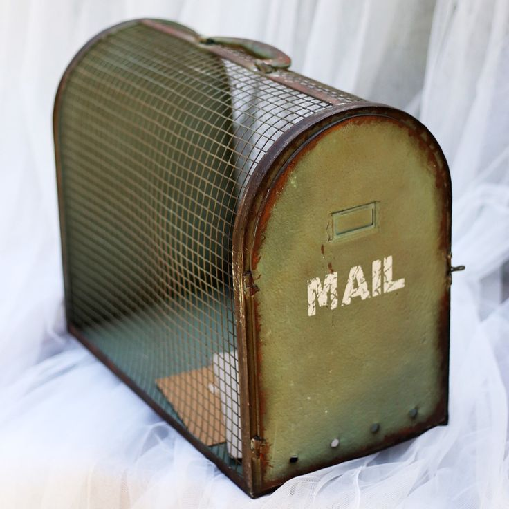 Why not make your wishing well unique and hire our mailbox wishing well. www.thevintageway.com.au