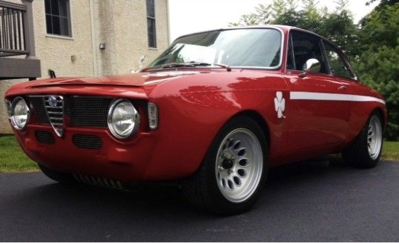 1966 Alfa Romeo GTAm Clone