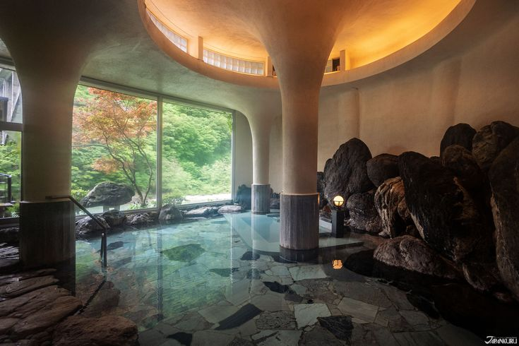 At Unazuki Onsen Togen Ryokan you'll find a bo…