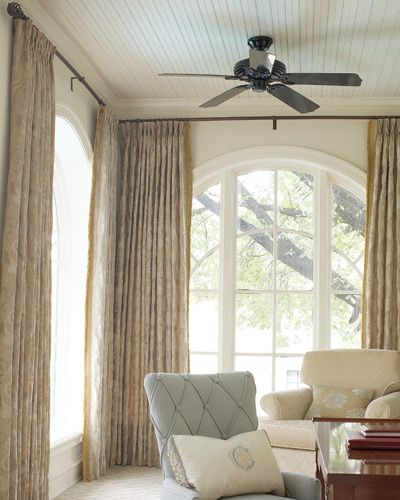 Many homes have windows that are beautiful; they let the light pour in, they are surrounded by decorative molding, and they hightlight gorge...