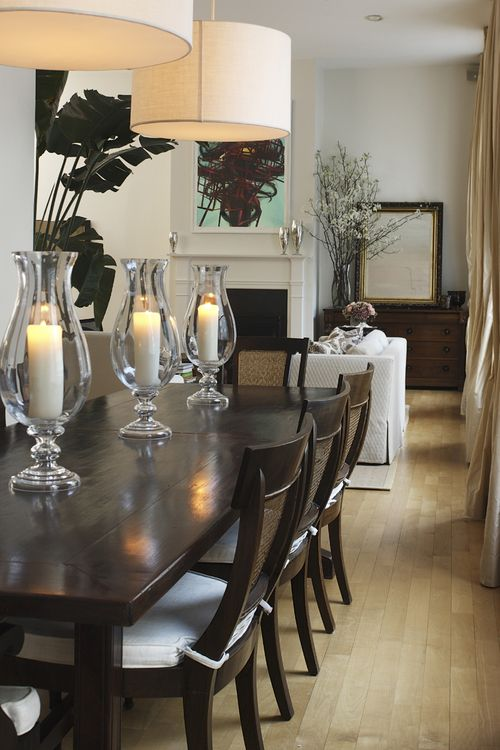 Best dining room centerpiece ideas on pinterest