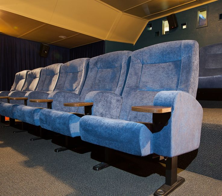 EVERYBODY'S THEATRE: Everybody's Theatre in Opunake, New Zealand, is a boutique historic cinema owned and operated by the Opunake community. A complete restoration – inside and out – was complete with the installation of 38 Alloyfold Effuzi Mojo cinema seats. Alloyfold's Effuzi Mojo was chosen for the luxurious and elegant style that was in keeping with the theatre, as well as its wide backed seat that provides the ultimate comfort.