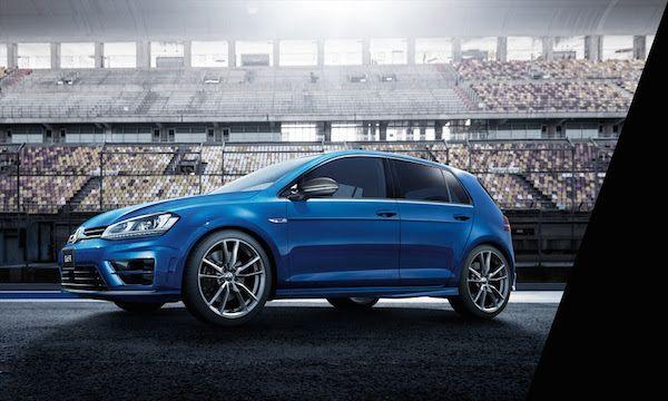 VW Golf R Carbon Style | フォルクスワーゲン、限定車「ゴルフR カーボンスタイル」発売