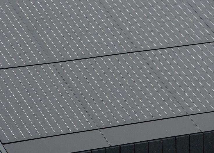 Strak zonnedak dankzij uitgekiende details | cobouw.nl