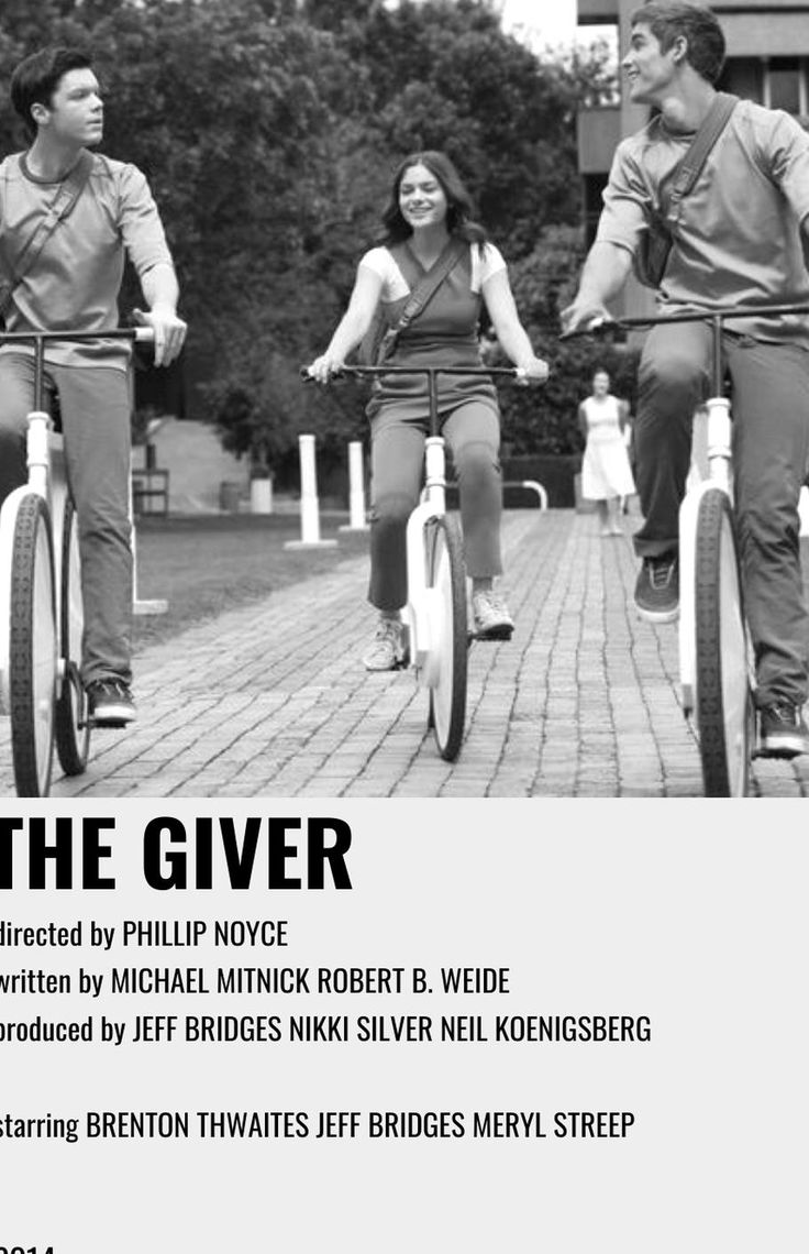 the giver movie poster 2 in 2020 Beautiful, Collection
