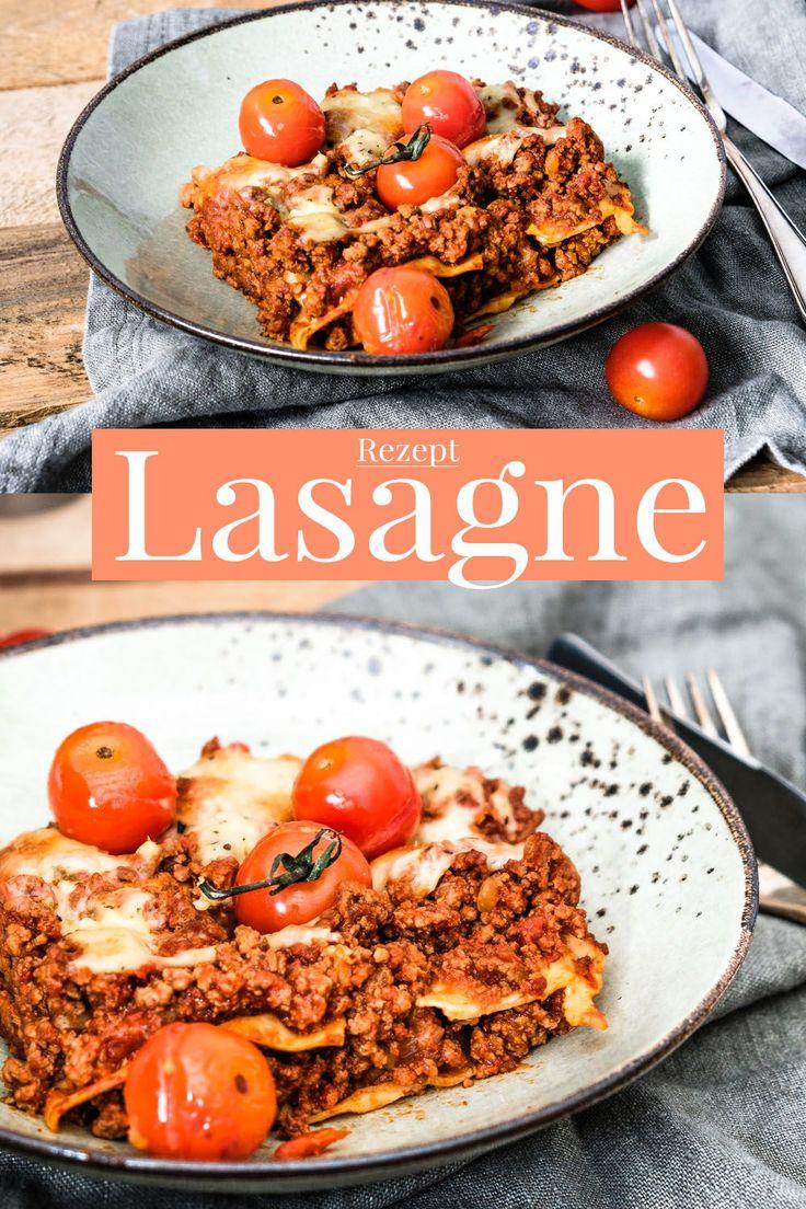 Lasagne – was eigenes Blog
