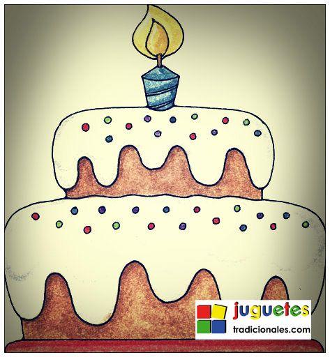 1 de marzo 2014. Cumpleaños feliz. Primer aniversario de www.juguetestradicionales.com