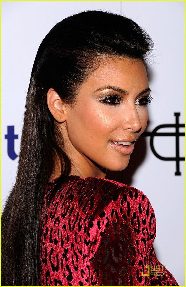 kim kardashian hairstyles, kim kardashian, best kim ...