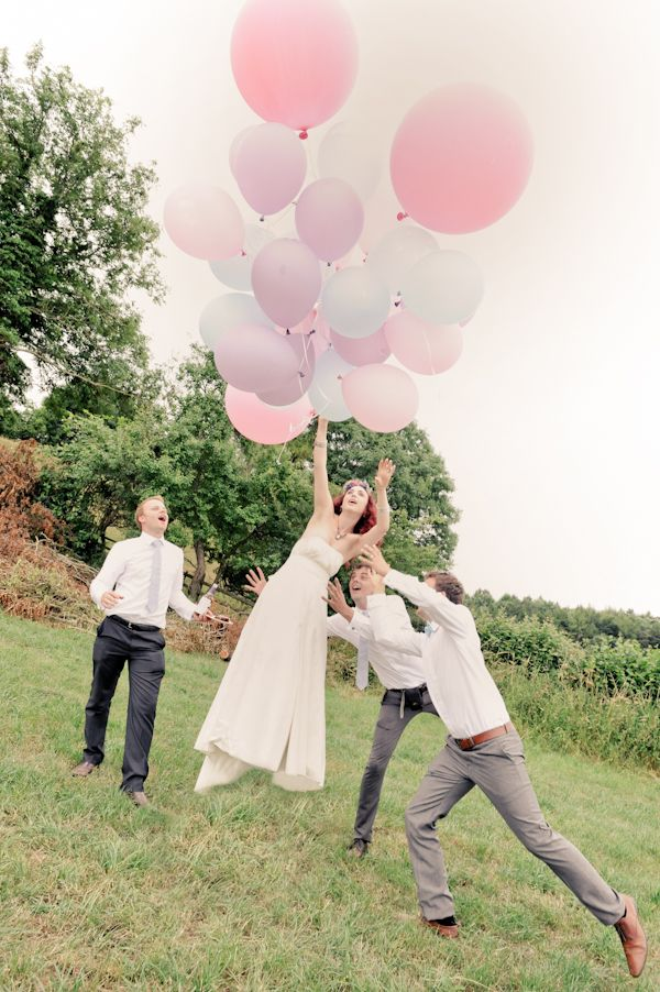 106 best wedding balloons images on pinterest wedding balloons balloons natural bohemian vegan yurt wedding httpctimages junglespirit Gallery
